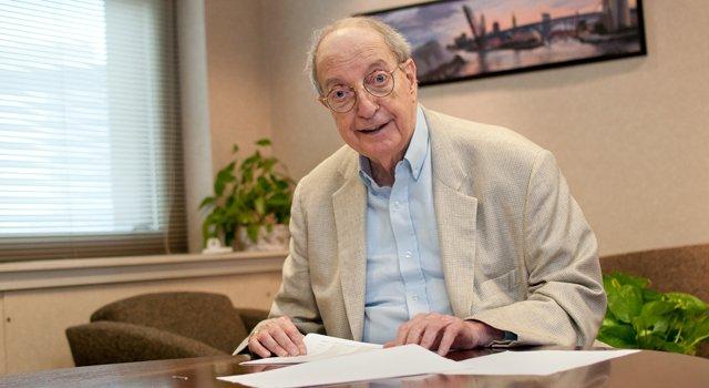 Albert B. Ratner, Co-Chairman of the Board of Forest City Enterprises, Inc