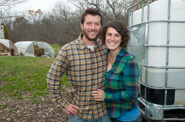 Adam Musser & Megan Raimondi - The Trapp Family Farm