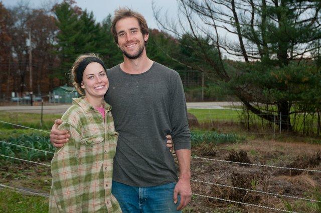 Emily Stefanak & Mark Trapp - The Trapp Family Farm