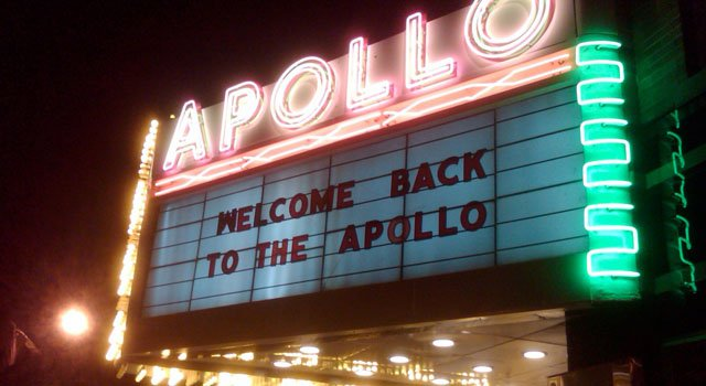 Oberlin's Apollo Theater in 2009.
