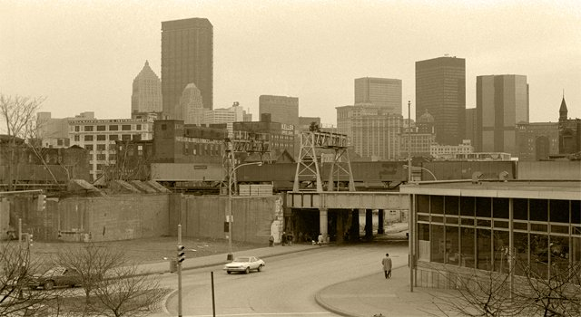 Pittsburgh late 70's - photo Bob Perkoski