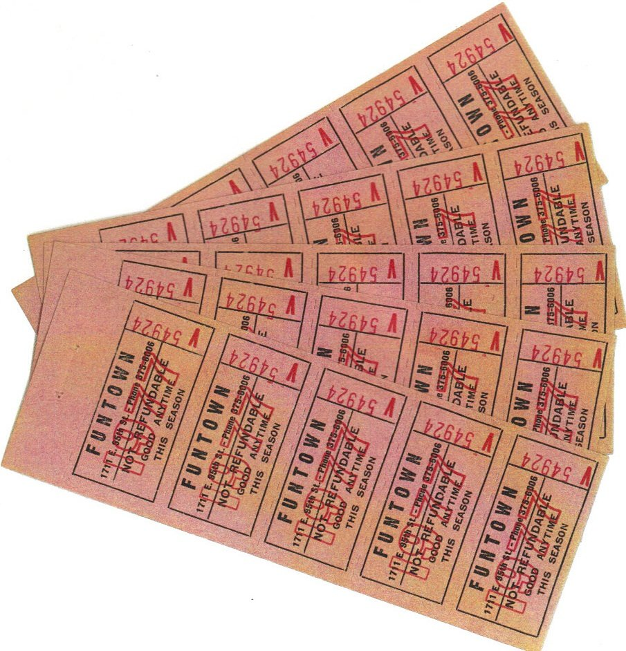 Fun Town tickets