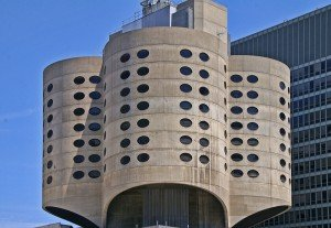 Goldberg's Prentice Hospital. Photo by Atelier Teee via Flick Creative Commons.