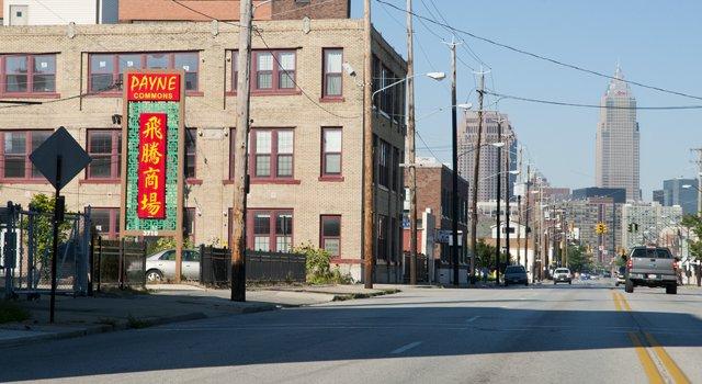 Asia Town Cleveland - photo Bob Perkoski
