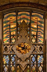 The Guardian Clock. Photo courtesy of  J. Gordon Rodwan.