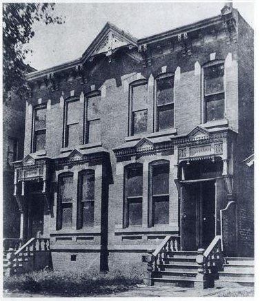 56 and 58 Bagley Street (Ford Historical Archives)