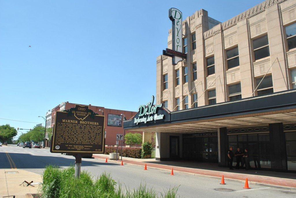 Deyor Performing Arts Center Youngstown Symphony Autos Post