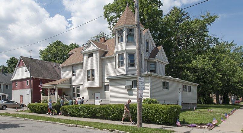 Lia House (Photo by Bob Perkoski)