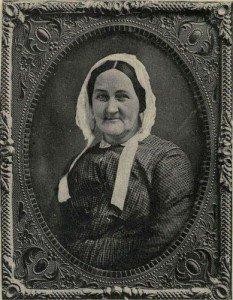 Louisa Van Velsor Whitman, c. 1855