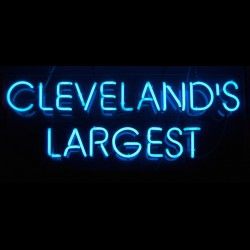 Cleveland in Neon: A Slideshow