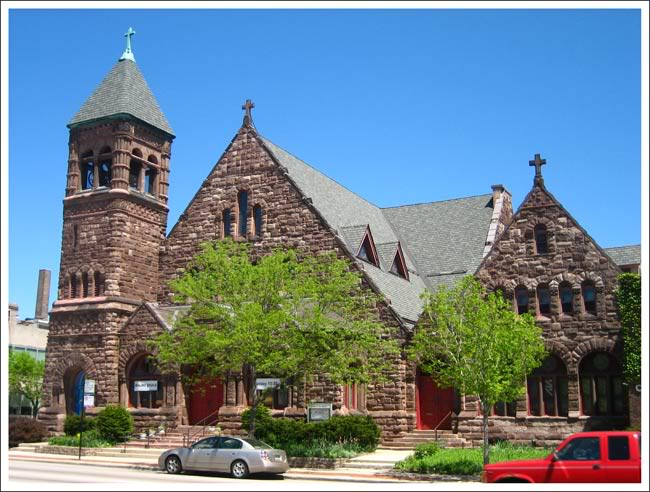 Epiphany Church in Chicago.