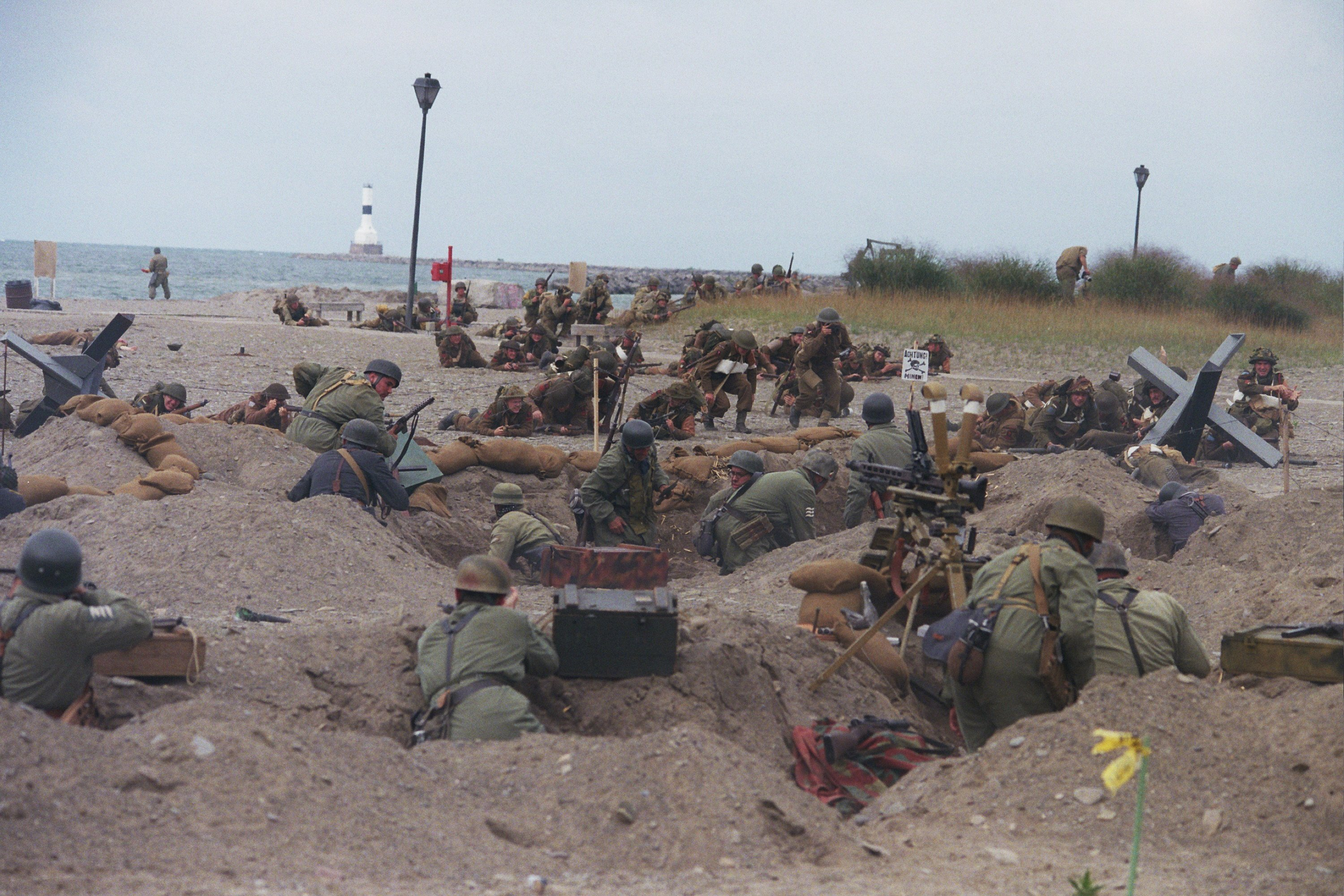 """d day battle of normandy The national d-day memorial learn visit donate a moving experience words from visitors """"a must visit for anyone interested in world war ii or american military history""""."""