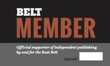 Belt Magazine Member Card
