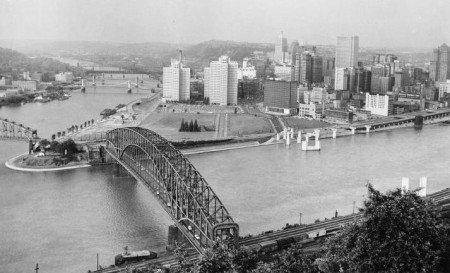 1955 Pittsburgh
