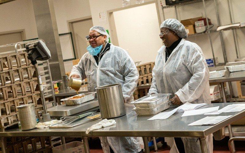 Cleveland Food Bank