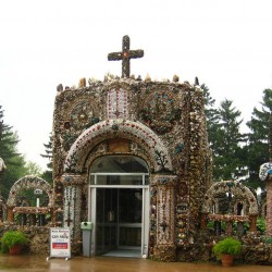 Readers' Corner: The Dickeyville Grotto