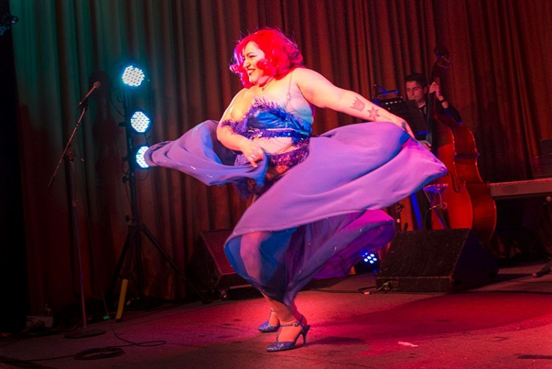 Bella Sin – The 5th Annual Roxy Remembered at the Beachland Ballroom