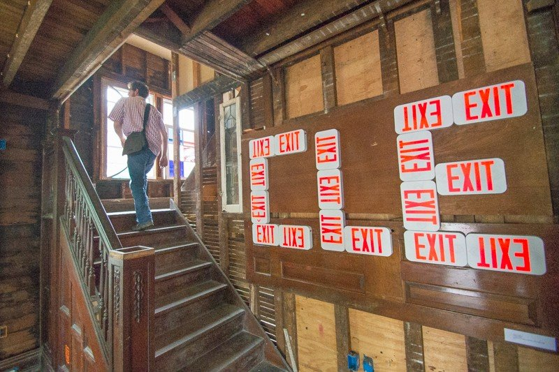 Rooms to Let 2015 in Slavic Village – Photo © Bob Perkoski, www.Perkoski.com