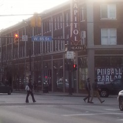 Reader's Corner: W. 65th St. & Detroit Ave., Cleveland, OH