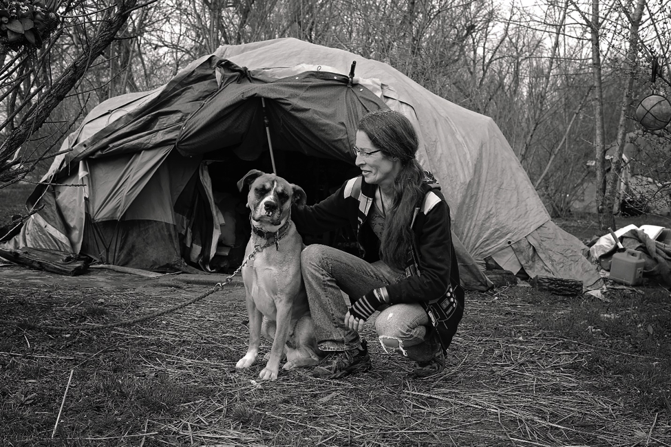 Leah & Tent City in the Heartland: The Life and Death of the Chickahominy ...