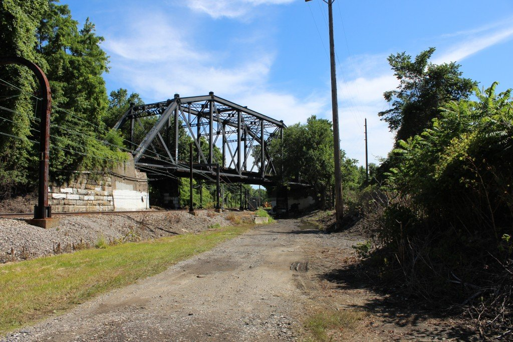 nickel plate road bridge