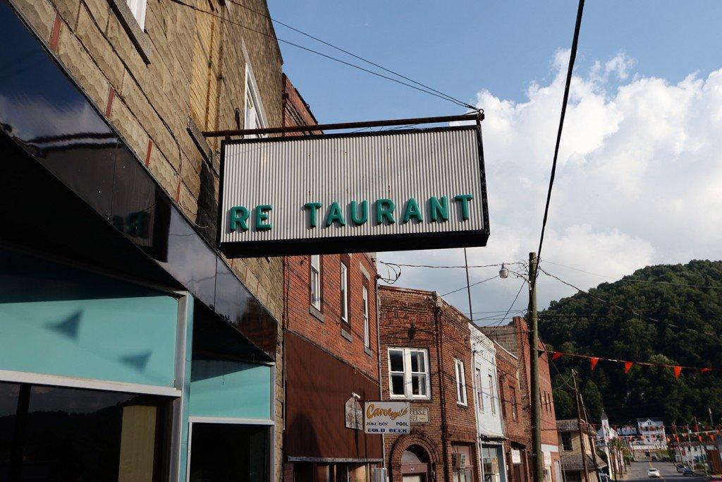 Richwood, West Virginia. [credit: Arielle Milkman]
