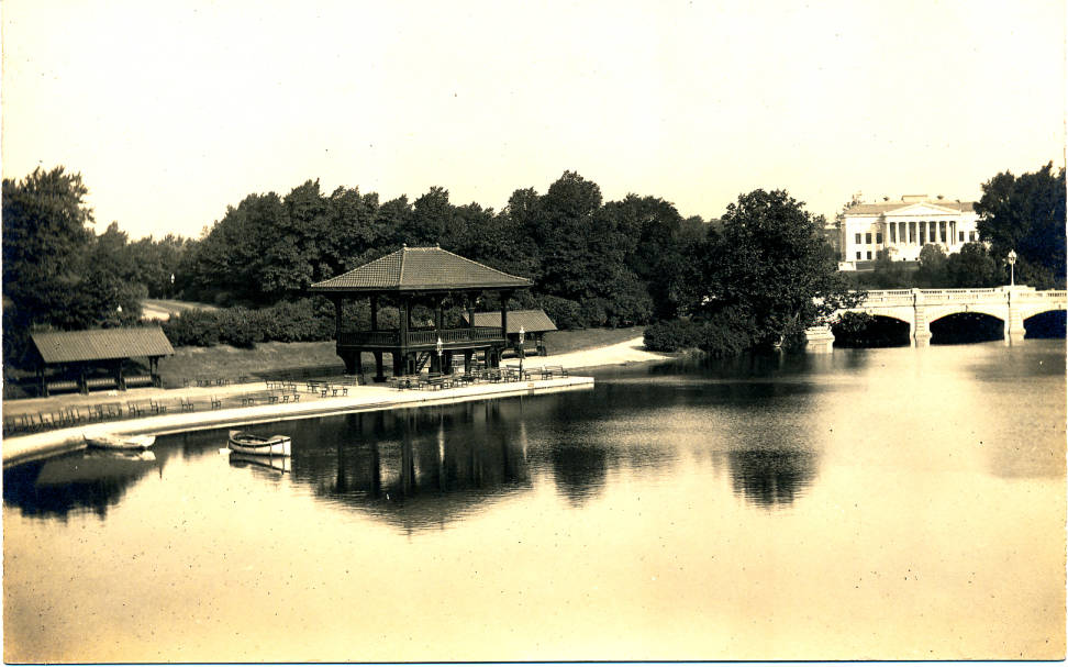 Delaware Park [courtesy of Buffalo Olmsted Parks Conservancy]