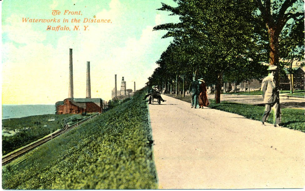 Front Park [courtesy of Buffalo Olmsted Parks Conservancy]