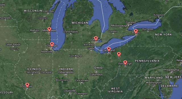 The City-States of the Rust Belt