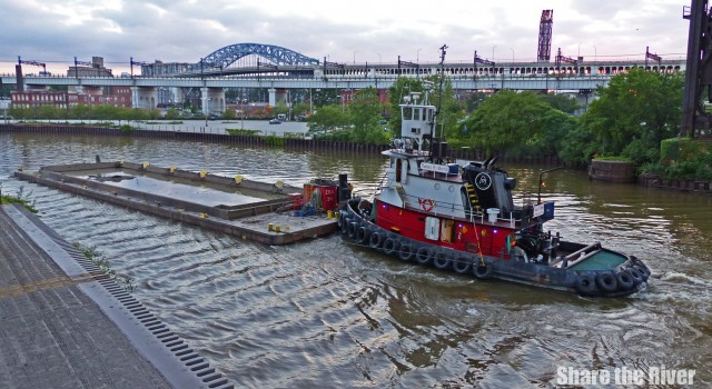 From River Bottom to Topsoil: Recycling Cuyahoga River Sediment in Slavic Village