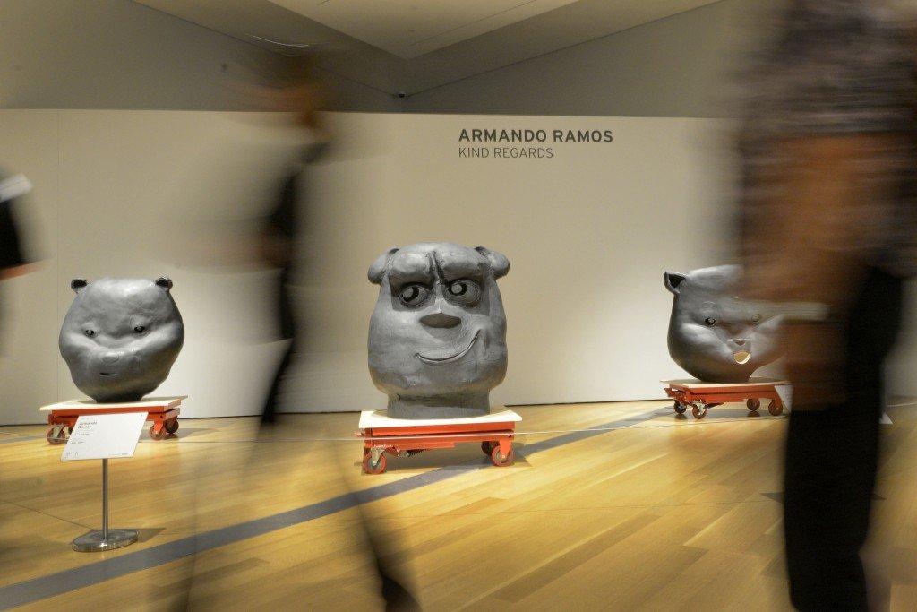 Armando Ramos - Kind Regards