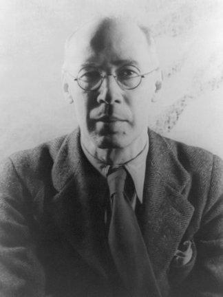 Henry Miller, photographed by Carl Van Vechten, 1940 Jan. 22.