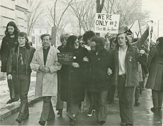 March on Albany, 1971 [courtesy of New York Public Library (http://on.nypl.org/1omRTP1)