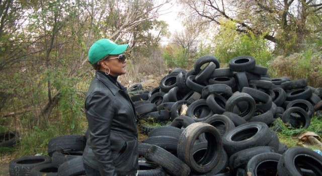 Abandoned Tires Prove Both Blight And Boon For The Motor City