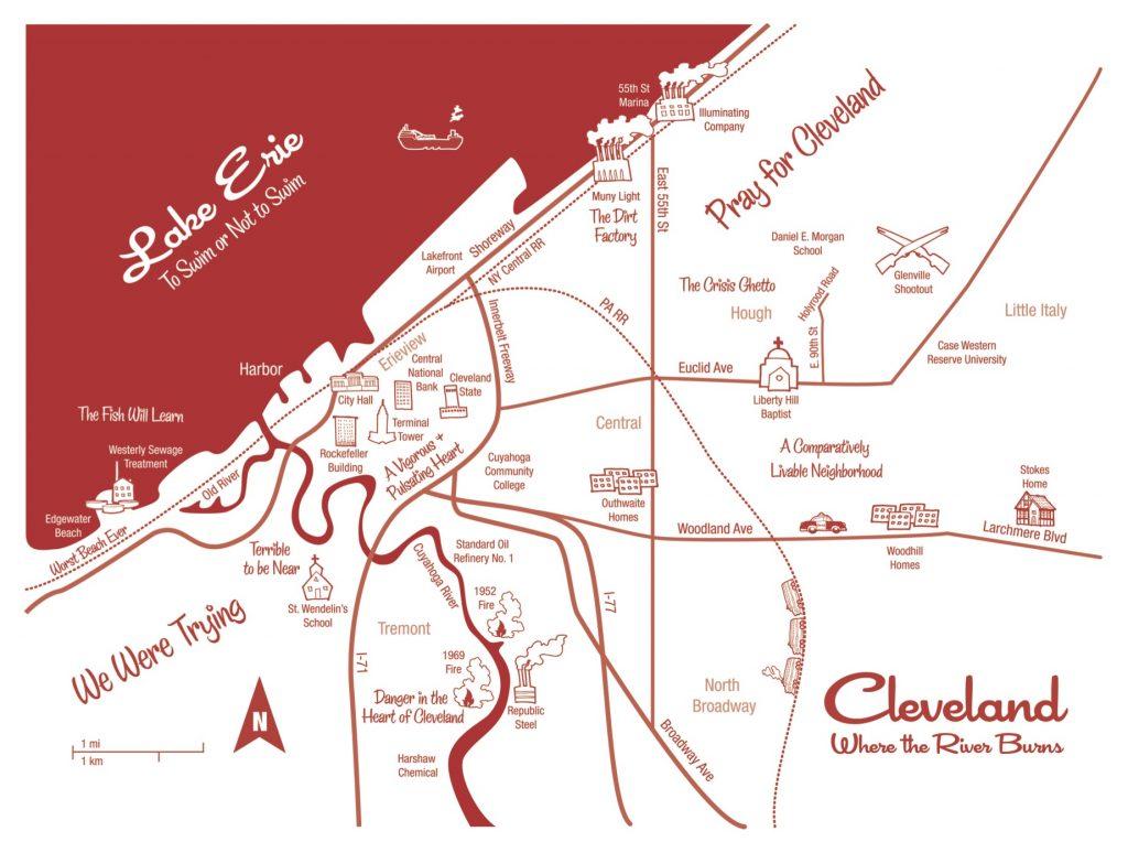 Map design by Jenn Hales