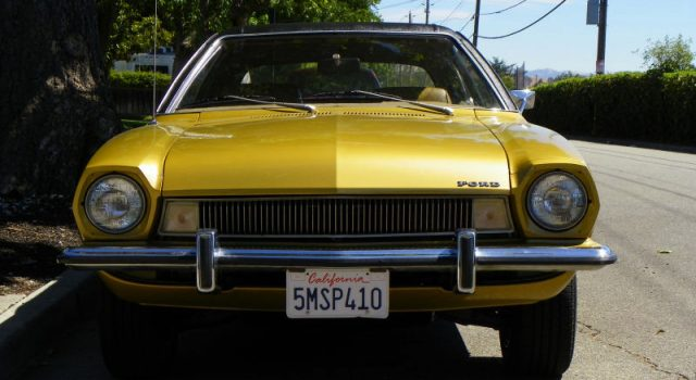 Made in America: The Pinto, and Other Cars of My Youth