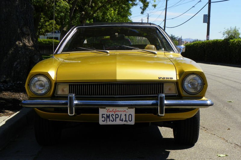 Made In America The Pinto And Other Cars Of My Youth
