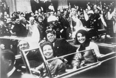 Kennedy Motorcade 1963