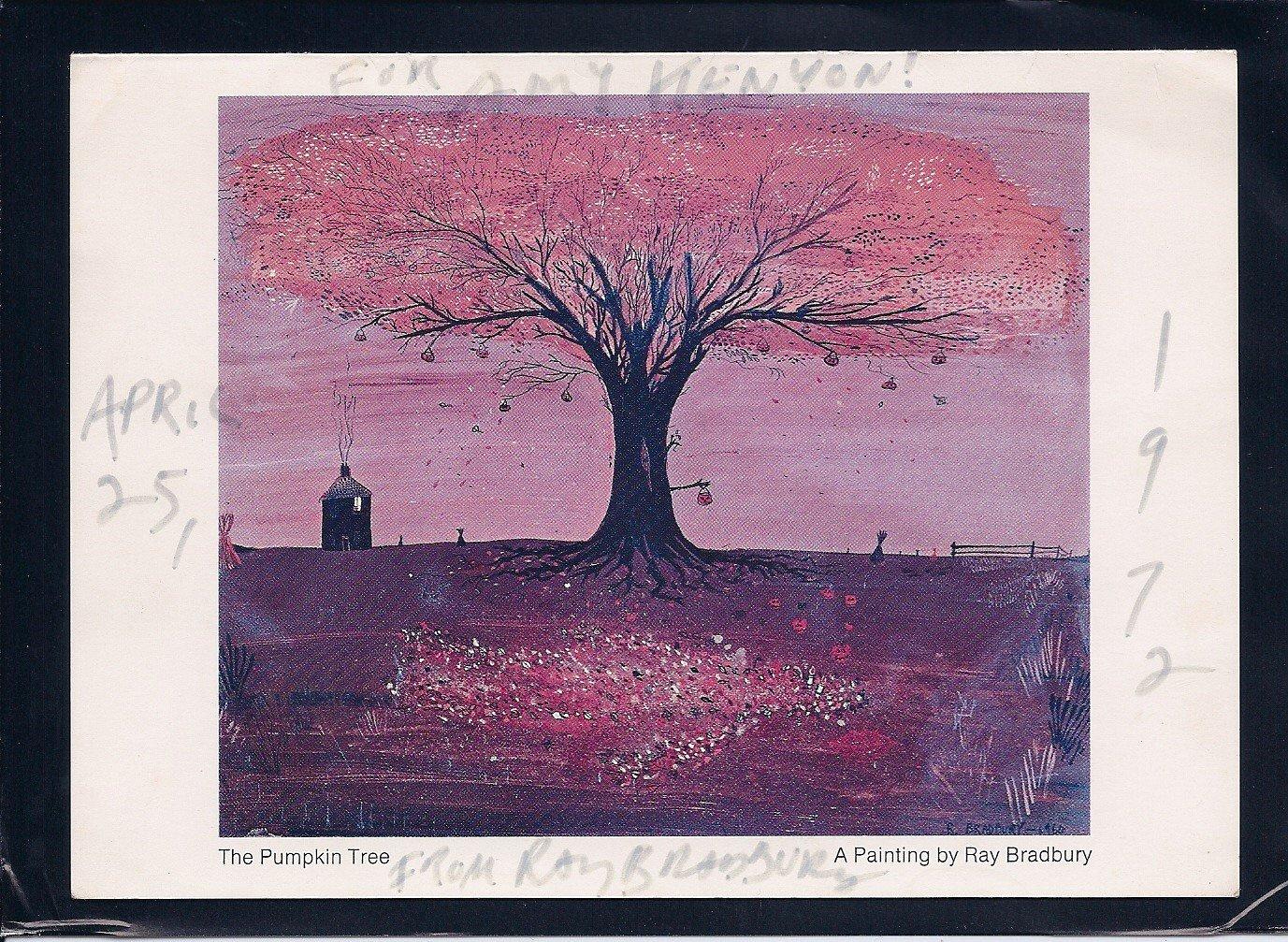 Pumpkin Tree Ray Bradbury