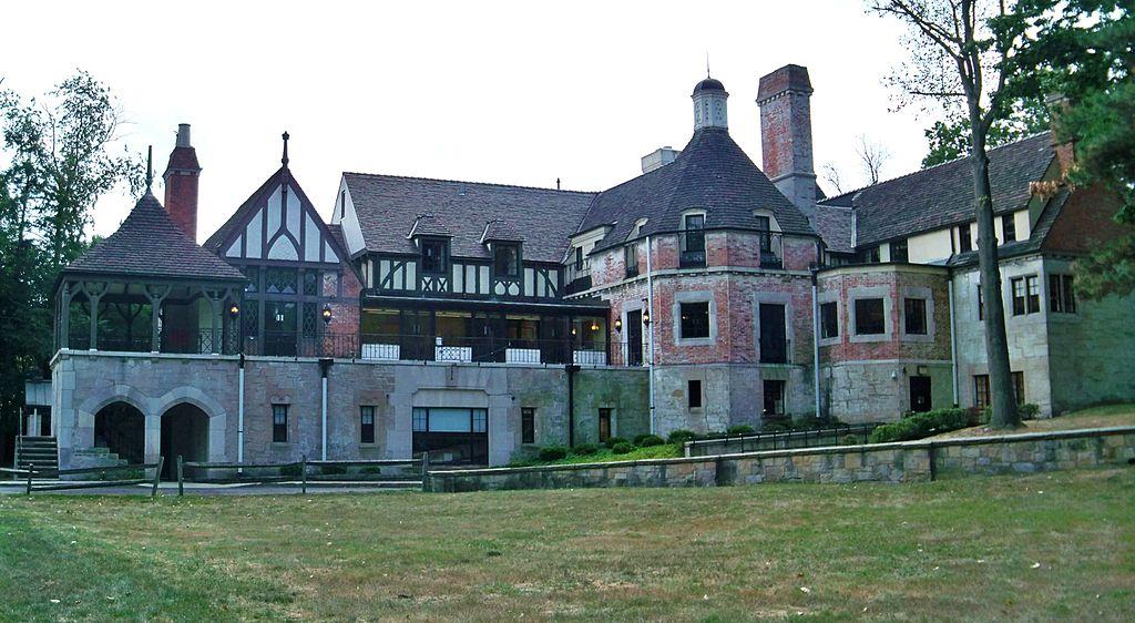Euclid-Lyndhurst Branch; Willam Telling Mansion