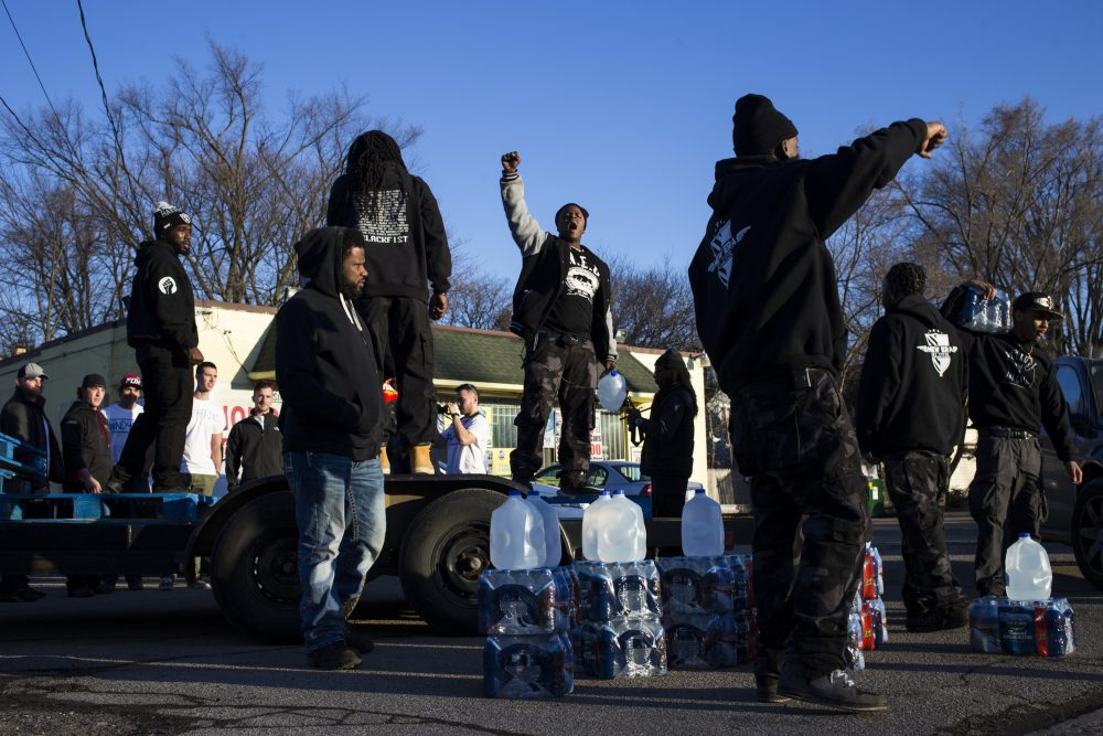 As Flint suffers and Nestlé prospers, many are asking: Who