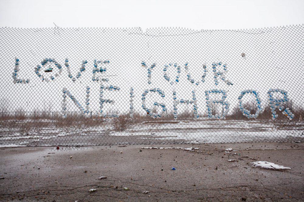 Flint - Love Your Neighbor