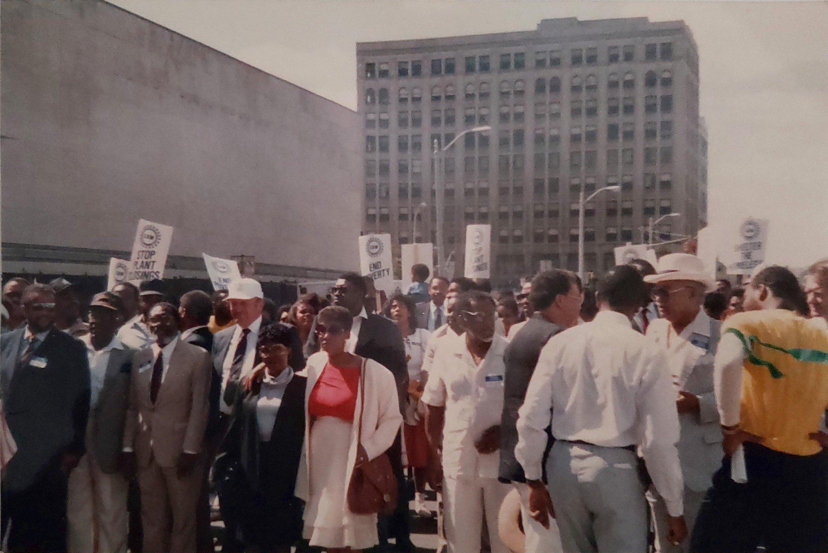 Aretha Was Detroit