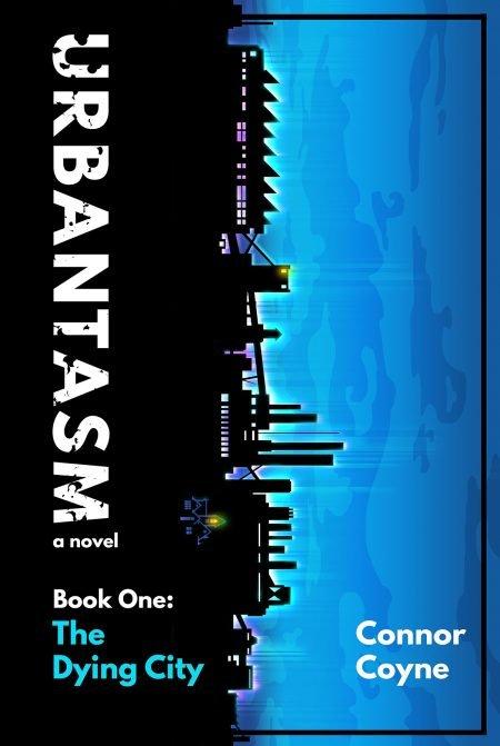 Urbantasm Book Cover Coyne
