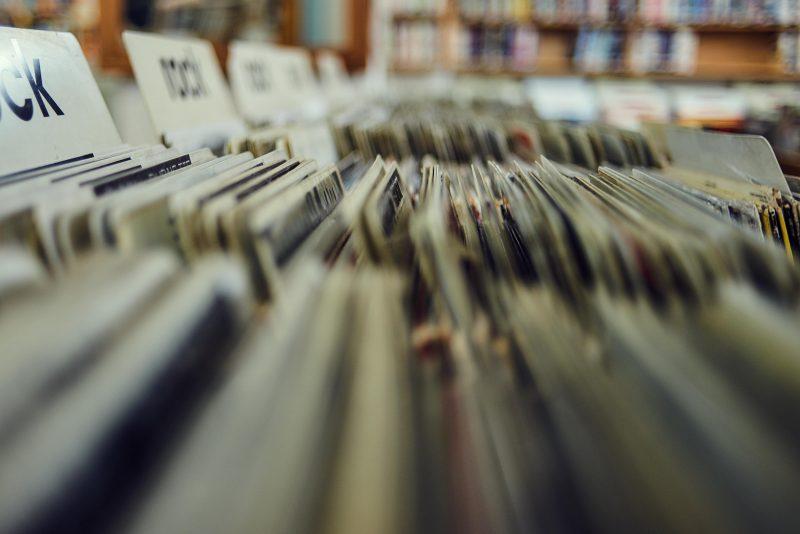 Record Store Photo