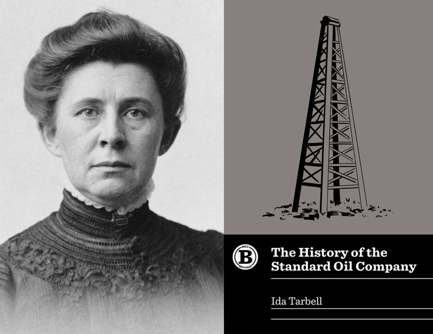 Image result for ida tarbell