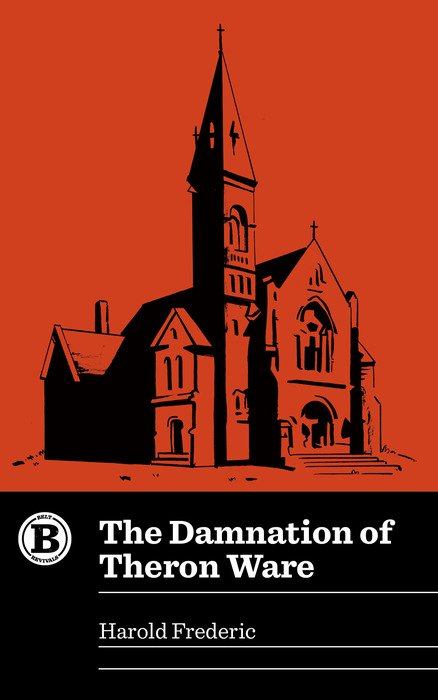 The Damnation of Theron Ware - Cover