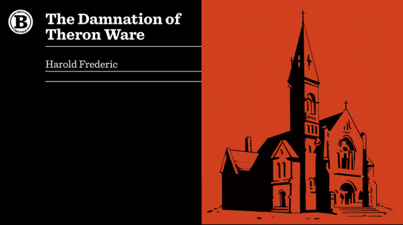 Cover Image - The Damnation of Theron Ware