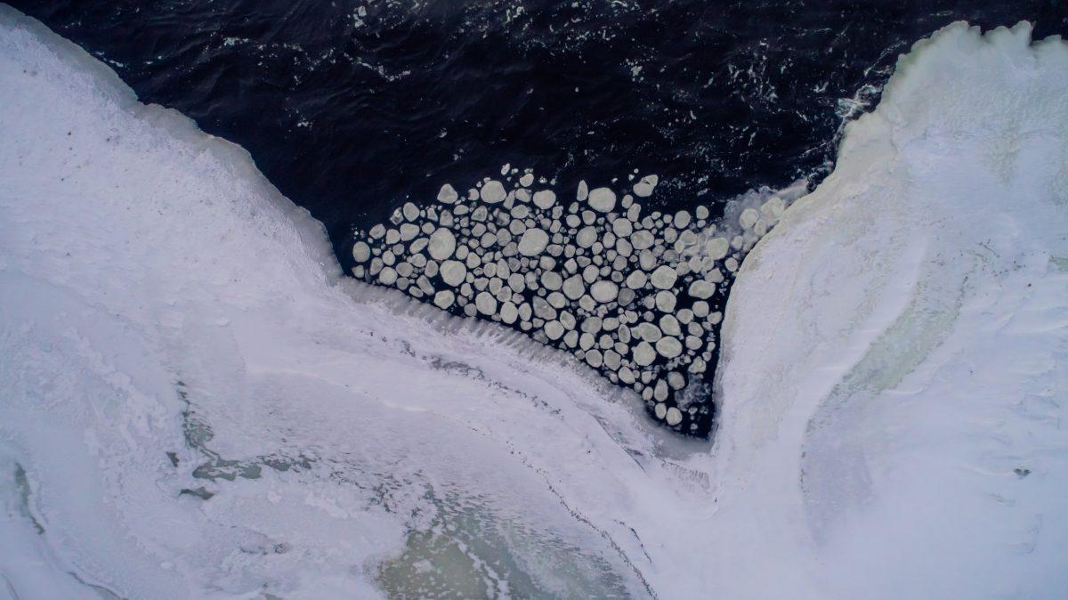 Frozen Landscape by William DeHoogh