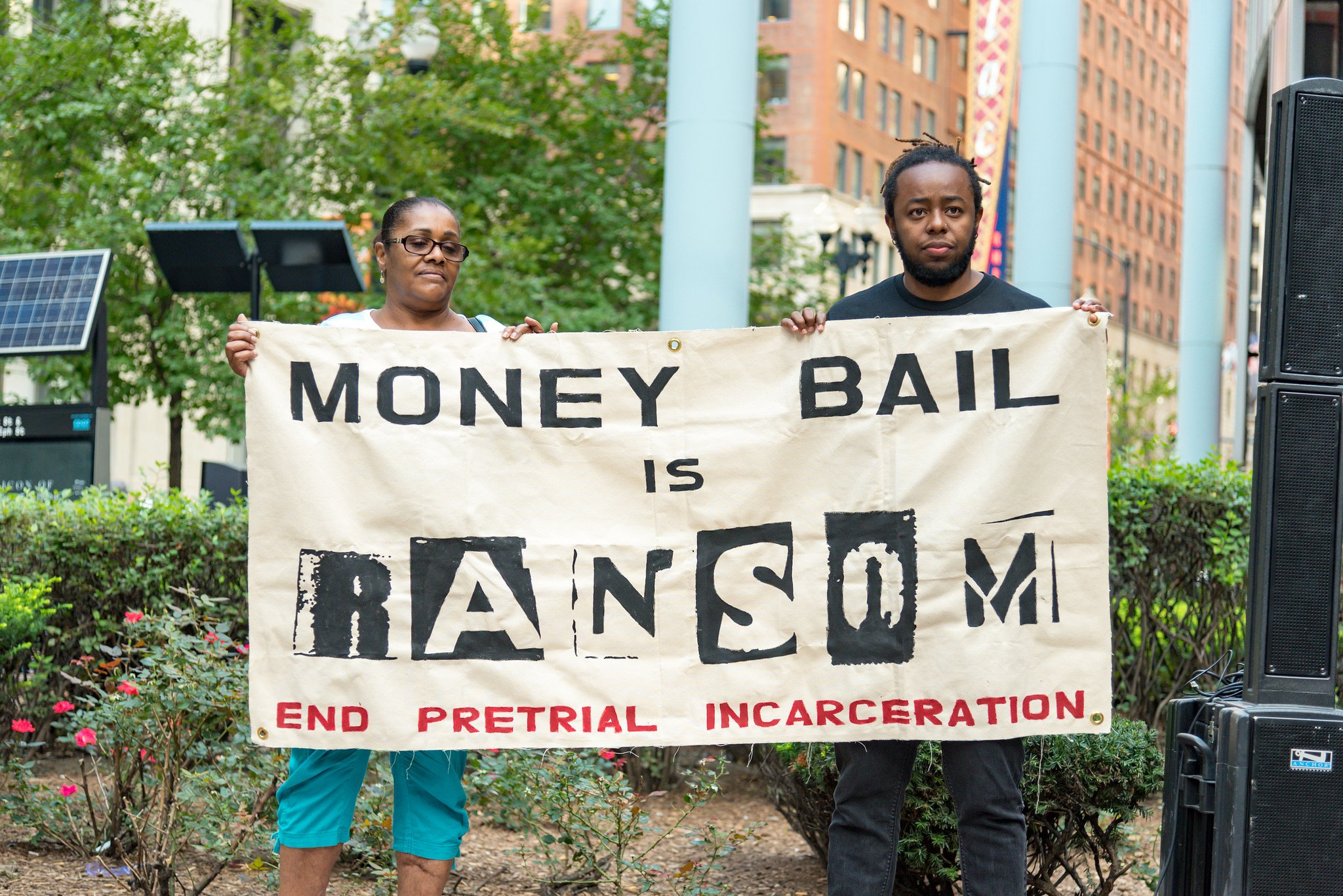 Picturing the End of Money Bail